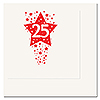 25TH - TIME TO CELEBRATE BEVERAGE NAPKIN PARTY SUPPLIES
