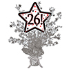 26! SILVER STAR CENTERPIECE PARTY SUPPLIES