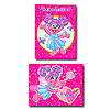 DISCONTINUED ABBY CADABBY INVITE/THANKU PARTY SUPPLIES