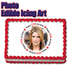 27TH BIRTHDAY PHOTO EDIBLE ICING ART PARTY SUPPLIES