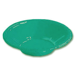 12OZ TEAL PLASTIC BOWL (20 CT.) PARTY SUPPLIES