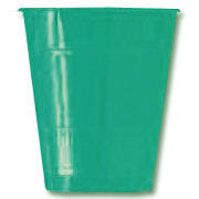 12OZ TEAL PLASTIC CUP (20 CT.) PARTY SUPPLIES