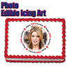 28TH BIRTHDAY PHOTO EDIBLE ICING ART PARTY SUPPLIES