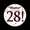 28! CUSTOMIZED BUTTON PARTY SUPPLIES