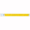 NUMBER ID WRISTBAND NEON YELLOW -1200/CS PARTY SUPPLIES