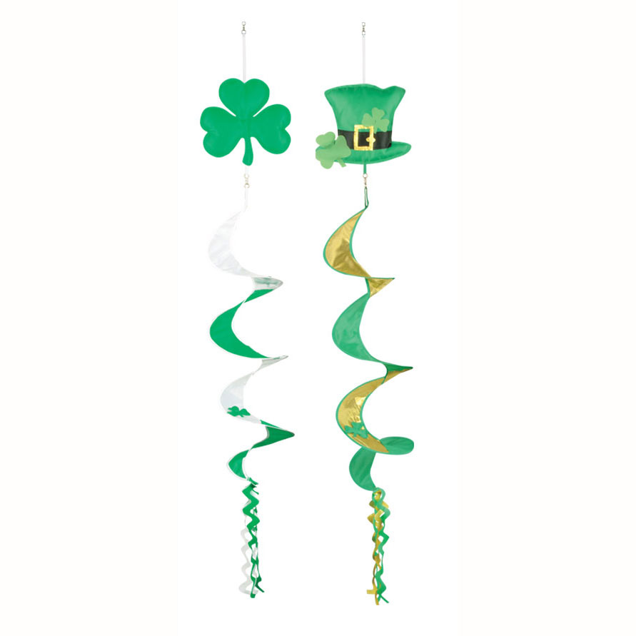 ST. PATRICK'S HANGING DECORATIONS