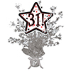31! SILVER STAR CENTERPIECE PARTY SUPPLIES