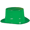 DISCONTINUED MINI GREEN TOP HAT * PARTY SUPPLIES