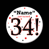 34! CUSTOMIZED BUTTON PARTY SUPPLIES