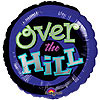 36IN OH NO! OVER THE HILL MYLAR(5/CS) PARTY SUPPLIES