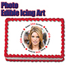 37TH BIRTHDAY PHOTO EDIBLE ICING ART PARTY SUPPLIES