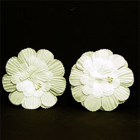 Click for larger picture of CARNATIONS COPAS - WHITE PARTY SUPPLIES