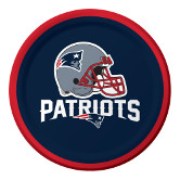 NEW ENGLAND PATRIOTS DESSERT PLATE PARTY SUPPLIES