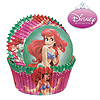 DISCONTINUED LITTLE MERMAID BAKING CUPS PARTY SUPPLIES