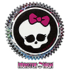 MONSTER HIGH BAKING CUPS 50/PKG PARTY SUPPLIES