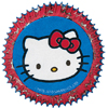 HELLO KITTY STANDARD BAKING CUPS 50/PKG PARTY SUPPLIES