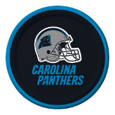 CAROLINA PANTHERS DESSERT PLATE PARTY SUPPLIES