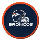 DENVER BRONCOS DESSERT PLATE PARTY SUPPLIES