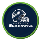 SEATTLE SEAHAWKS DESSERT PLATE PARTY SUPPLIES