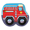 DISCONTINUED FIREFIGHTER SHP PLATE TRUCK PARTY SUPPLIES