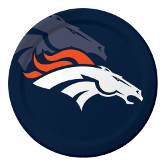 DENVER BRONCOS DINNER PLATE PARTY SUPPLIES