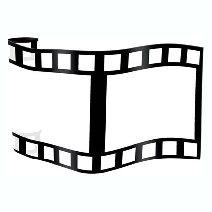 DECORATIVE FILMSTRIP (3/CASE) PARTY SUPPLIES