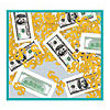 BIG BUCKS CONFETTI PARTY SUPPLIES