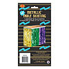 GREEN/GLD/PURP METALLIC SKIRTING(6/CASE) PARTY SUPPLIES