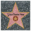 STAR PEEL-N-PLACE DECORATION PARTY SUPPLIES