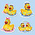 BULK JUST DUCKIE PARTY SUPPLIES