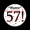 57! CUSTOMIZED BUTTON PARTY SUPPLIES