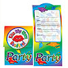 DISCONTINUED KISS CLASS GOODBYE INVITE PARTY SUPPLIES