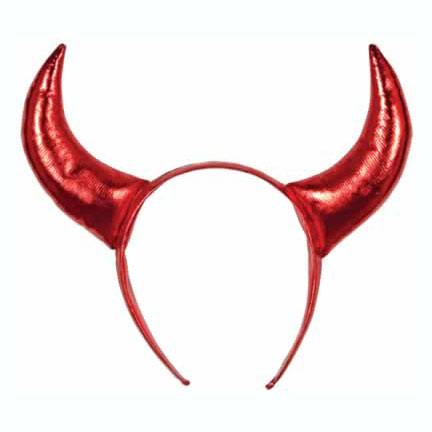 Click for larger picture of DEVIL HORNS (12/CASE) PARTY SUPPLIES
