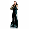 UNDERTAKER - WWE   LIFESIZE STANDUP PARTY SUPPLIES