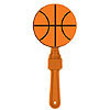 BASKETBALL CLAPPER PARTY SUPPLIES