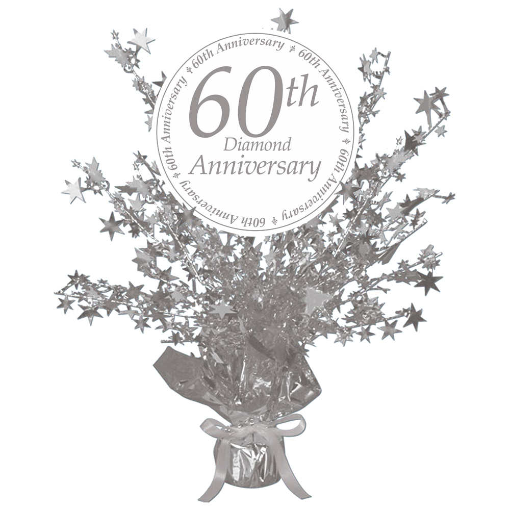 Table Decoration Ideas 60th Wedding Anniversary: Th wedding ...
