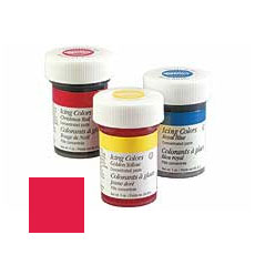 Click for larger picture of RED RED ICING COL 1OZ PARTY SUPPLIES