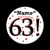 63! CUSTOMIZED BUTTON PARTY SUPPLIES
