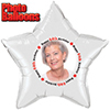 64TH BIRTHDAY PHOTO BALLOON PARTY SUPPLIES
