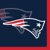 NEW ENGLAND PATRIOTS BEVERAGE NAPKIN PARTY SUPPLIES