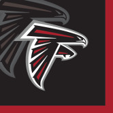 ATLANTA FALCONS BEVERAGE NAPKIN PARTY SUPPLIES