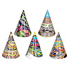 RACE CAR BIRTHDAY HATS (144/CASE) PARTY SUPPLIES