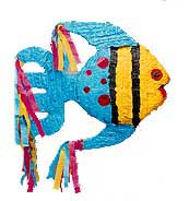 Click for larger picture of PINATA-ANGELFISH PARTY SUPPLIES