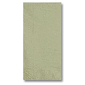 Click for larger picture of SAGE GREEN 2 PLY DINNER NAPKIN (600/CS) PARTY SUPPLIES