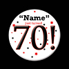 70! CUSTOMIZED BUTTON PARTY SUPPLIES