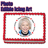 71ST BIRTHDAY PHOTO EDIBLE ICING ART PARTY SUPPLIES