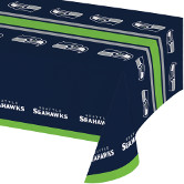 SEATTLE SEAHAWKS TABLECOVER PARTY SUPPLIES