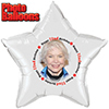 72ND BIRTHDAY PHOTO BALLOON PARTY SUPPLIES