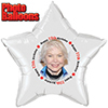77TH BIRTHDAY PHOTO BALLOON PARTY SUPPLIES