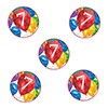 7TH BIRTHDAY BALLOON BLAST DECO FETTI PARTY SUPPLIES